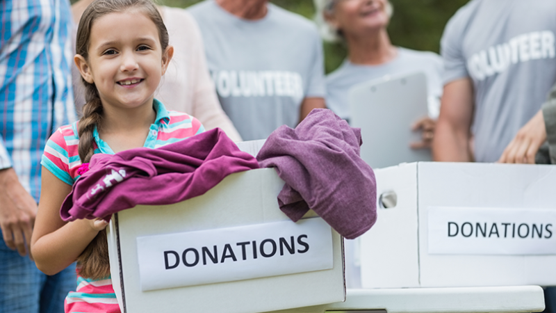 11 Effective Ways Parents Can Develop The Virtue Of Charity In Kids
