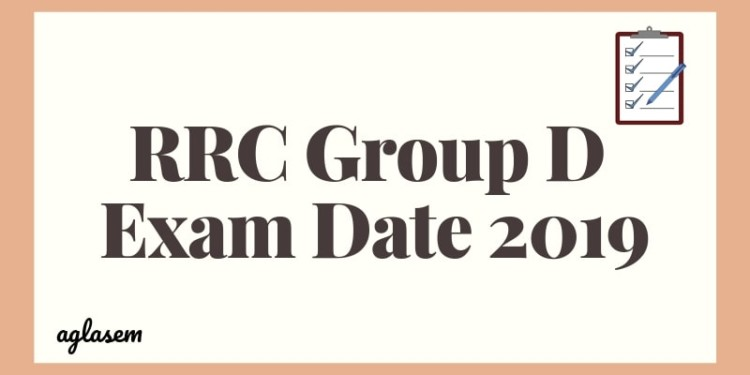All you should know about RRC Group D Examination
