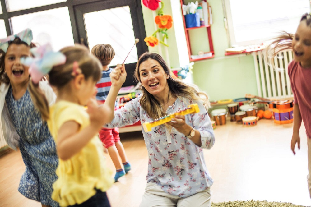 Points to Ponder Upon Before Getting Your Child Admitted in a Preschool