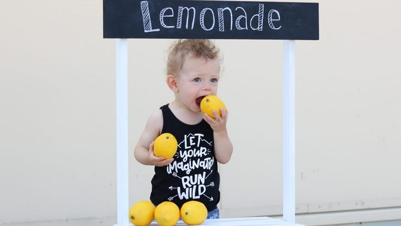 Teach Boys by Giving Them a Lemonade Stand