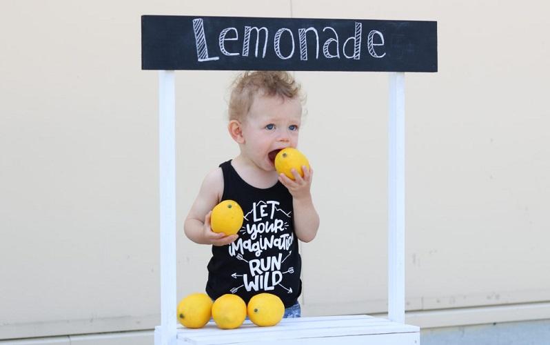 Teach Boys by Giving Them a Lemonade Stand